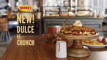 Denny's Dulce de Leche Crunch Pancakes TV Spot, 'Favorite Bakery' - Thumbnail 10