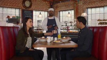 Denny's Dulce de Leche Crunch Pancakes TV Spot, 'Favorite Bakery' - Thumbnail 4