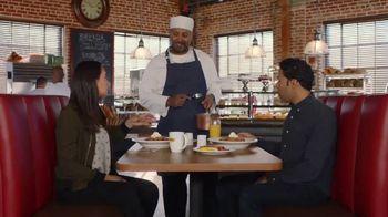 Denny's Dulce de Leche Crunch Pancakes TV Spot, 'Favorite Bakery' - Thumbnail 5