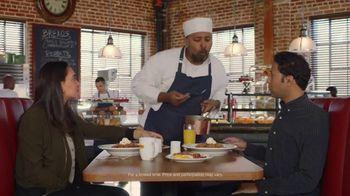Denny's Dulce de Leche Crunch Pancakes TV Spot, 'Favorite Bakery' - Thumbnail 7