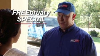 ARS Rescue Rooter FREEbruary Special TV Spot, 'Free Furnace'