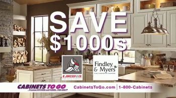 Cabinets To Go Buy More, Save More Sale TV Spot, 'Hard to Find' - Thumbnail 4