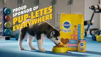 Pedigree TV Spot, 'Pup-letes: Stamina' - Thumbnail 10