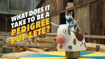 Pedigree TV Spot, 'Pup-letes: Stamina' - Thumbnail 2