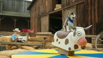 Pedigree TV Spot, 'Pup-letes: Stamina' - Thumbnail 7