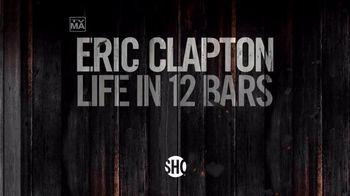 Showtime TV Spot, 'Eric Clapton: Life in 12 Bars' - Thumbnail 8