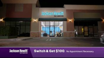 Jackson Hewitt TV Spot, 'Nurse: Switch' - Thumbnail 1