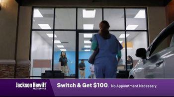 Jackson Hewitt TV Spot, 'Nurse: Switch' - Thumbnail 4