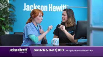 Jackson Hewitt TV Spot, 'Nurse: Switch' - Thumbnail 5