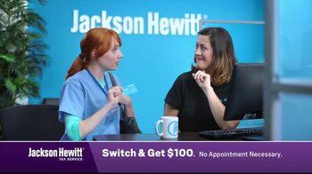 Jackson Hewitt TV Spot, 'Nurse: Switch' - Thumbnail 7