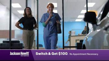 Jackson Hewitt TV Spot, 'Nurse: Switch' - Thumbnail 8