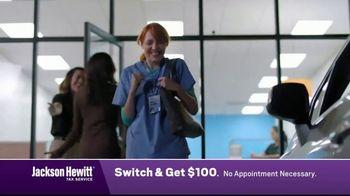Jackson Hewitt TV Spot, 'Nurse: Switch' - Thumbnail 9
