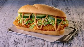 Jack in the Box Asian Fried Chicken Sandwich TV Spot, 'Nunca' [Spanish] - Thumbnail 6