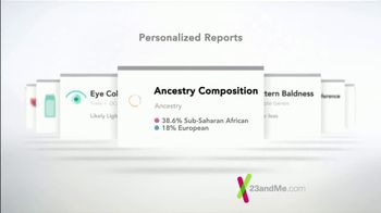 23andMe DNA Kit TV Spot, 'Valentine's Day: Your Story' - Thumbnail 7