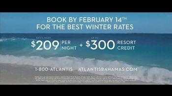 Atlantis TV Spot, 'Endless Flow: February' - Thumbnail 10