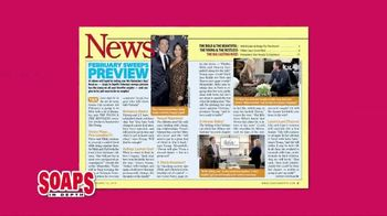 CBS Soaps in Depth TV Spot, '2018 February Sweeps Preview' - Thumbnail 4