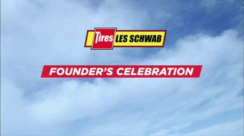 Les Schwab Tire Centers Founder's Celebration TV Spot, 'Thanks' - Thumbnail 10