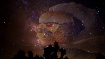 Carl's Jr. Charbroiled Sliders TV Spot, 'Stars' - Thumbnail 2