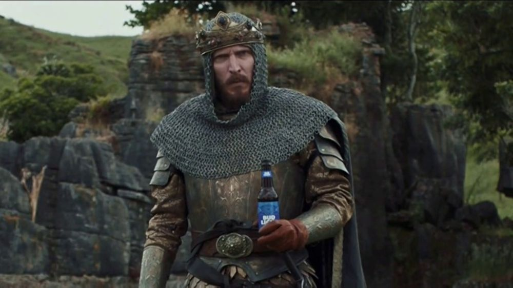 Bud Light TV Commercial, 'For the Patriots of New England: A Royal Proclamation'