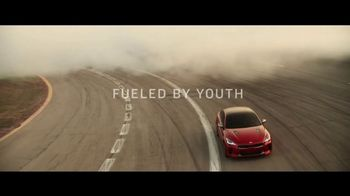 2018 Kia Stinger TV Spot, 'Fueled by Youth: The Rise' - Thumbnail 5