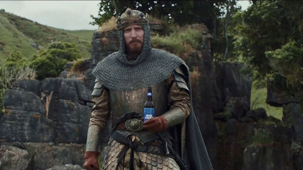 Bud Light TV Commercial, 'For the Eagles of Philadelphia: A Royal Proclamation'