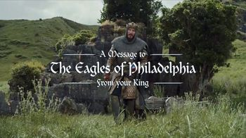 Bud Light TV Spot, 'For the Eagles of Philadelphia: A Royal Proclamation' - Thumbnail 1