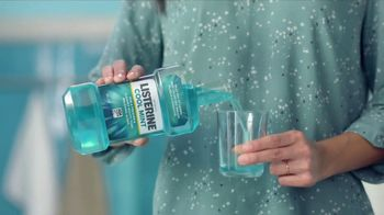 Listerine Cool Mint TV Spot, 'Always Go for 100 Percent' - Thumbnail 3