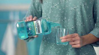 Listerine Cool Mint TV Spot, 'Always Go for 100%' - Thumbnail 3