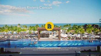 Expedia TV Spot, 'Beaches: Royalton Riviera Cancun'