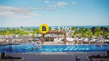 Expedia TV Spot, 'Beaches: Royalton Riviera Cancun' - Thumbnail 6