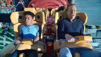 Universal Parks Super Bowl 2018 TV Spot, 'Vacation QB' Feat. Peyton Manning - Thumbnail 1