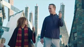 Universal Parks Super Bowl 2018 TV Spot, 'Vacation QB' Feat. Peyton Manning