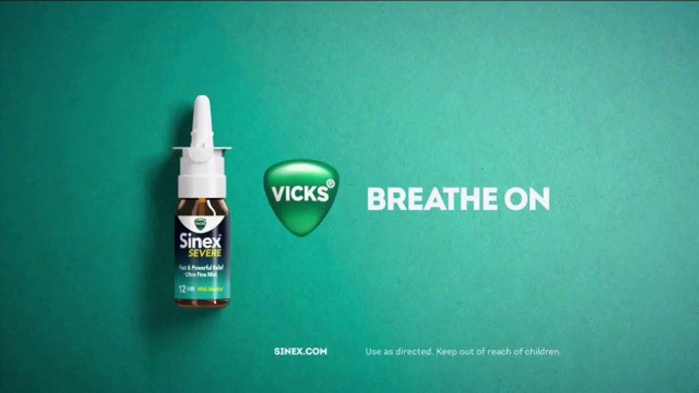 Vicks Sinex Super Bowl 2018 Tv Commercial Breathe Freely