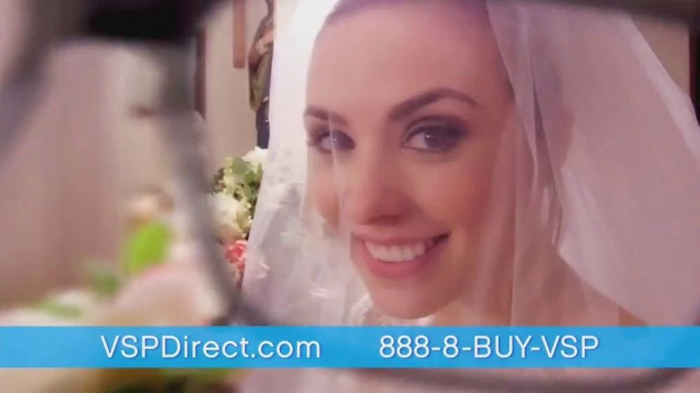 VSP Individual Vision Plans TV Commercial, 'Wedding'