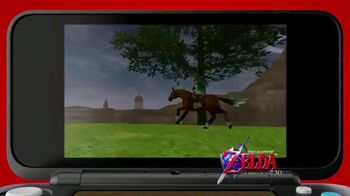 Nintendo 2DS XL TV Spot, 'Join Link' - Thumbnail 2