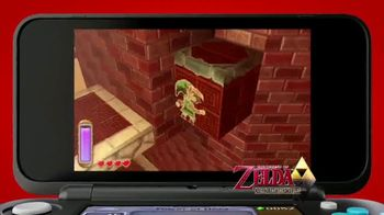 Nintendo 2DS XL TV Spot, 'Join Link' - Thumbnail 4