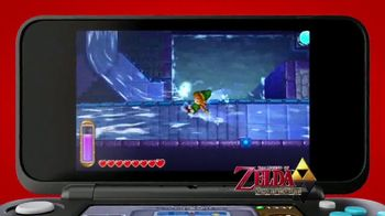 Nintendo 2DS XL TV Spot, 'Join Link' - Thumbnail 5