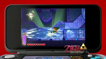 Nintendo 2DS XL TV Spot, 'Join Link' - Thumbnail 6
