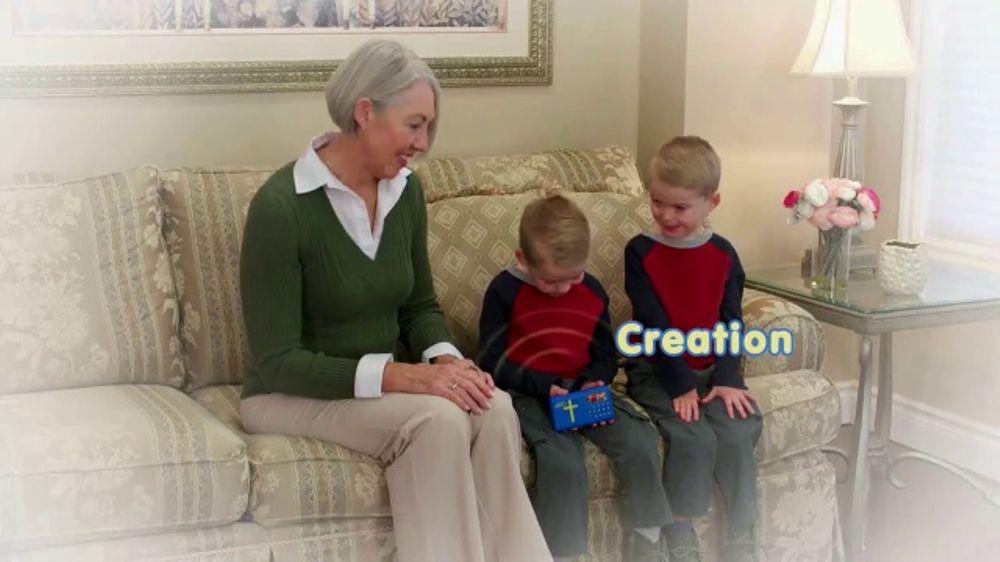 Children's Wonder Bible TV Commercial, 'Biblical Stories'