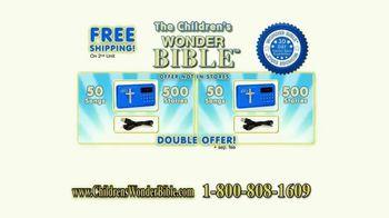 Children's Wonder Bible TV Spot, 'Biblical Stories' - Thumbnail 10
