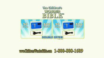 Children's Wonder Bible TV Spot, 'Biblical Stories' - Thumbnail 8
