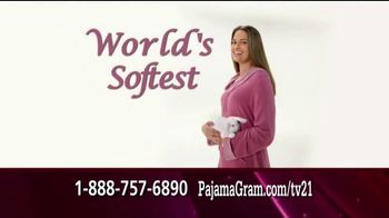 Pajamagram TV Spot, 'Valentine's Day: World's Softest' - Thumbnail 7