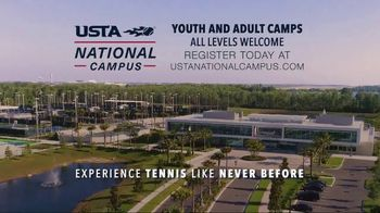 United States Tennis Association National Campus TV Spot, 'Welcome' - Thumbnail 9