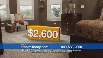 Empire Today Half Price Sale TV Spot, 'Huge Savings on Beautiful Flooring' - Thumbnail 4