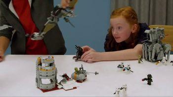 LEGO Star Wars TV Spot, 'Build Defenses'