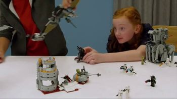 LEGO Star Wars TV Spot, 'Build Defenses'