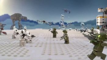 LEGO Star Wars TV Spot, 'Build Defenses' - Thumbnail 8