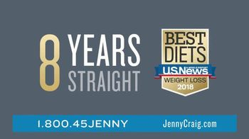Jenny Craig Rapid Results TV Spot, 'See Change Fast' - Thumbnail 2