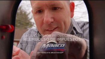 Maaco Oferta de Pintura TV Spot, 'Reembolso' [Spanish] - Thumbnail 2