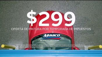 Maaco Oferta de Pintura TV Spot, 'Reembolso' [Spanish] - Thumbnail 7